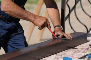 Interior repair preservation when laborer working on construction in Joliet